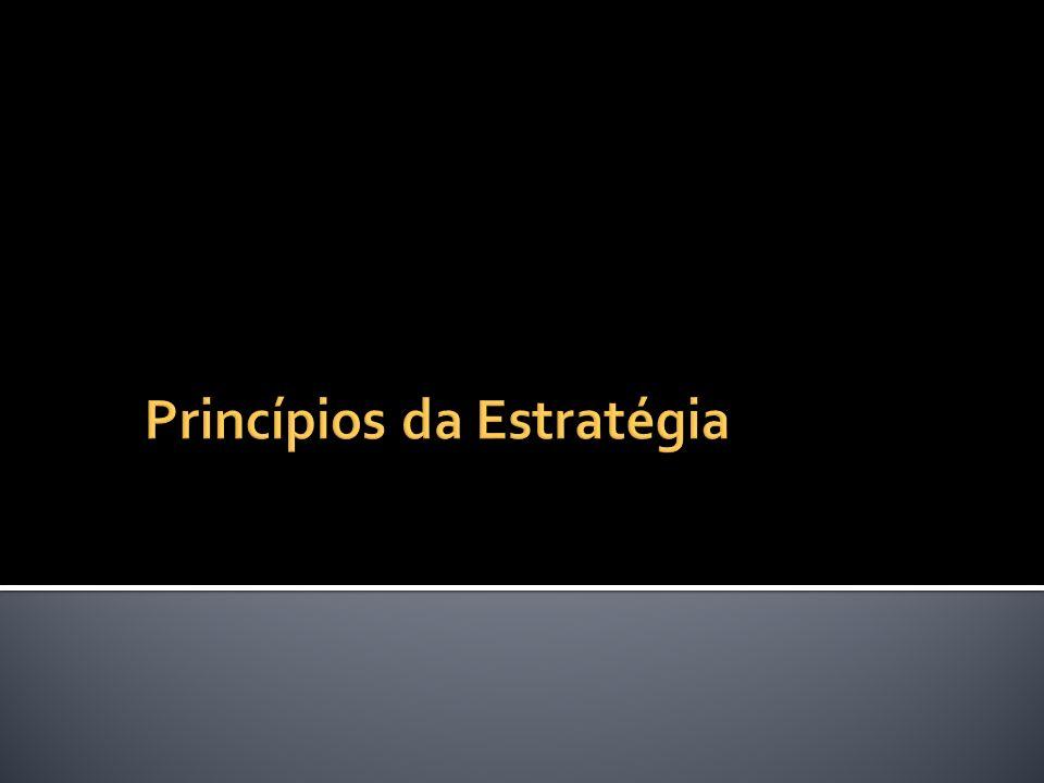 Princípios da Estratégia