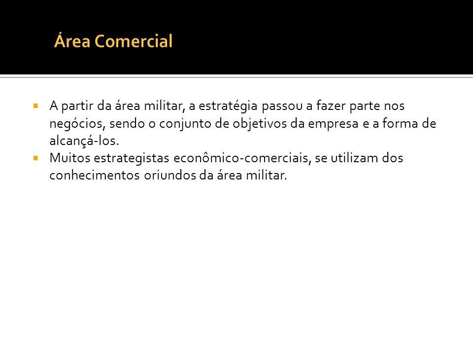 Área Comercial