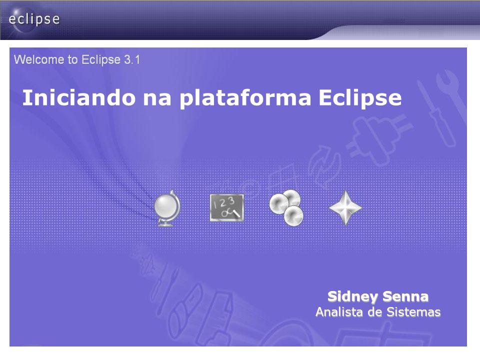 Iniciando na plataforma Eclipse
