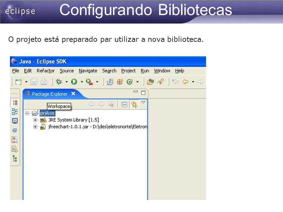 Configurando Bibliotecas