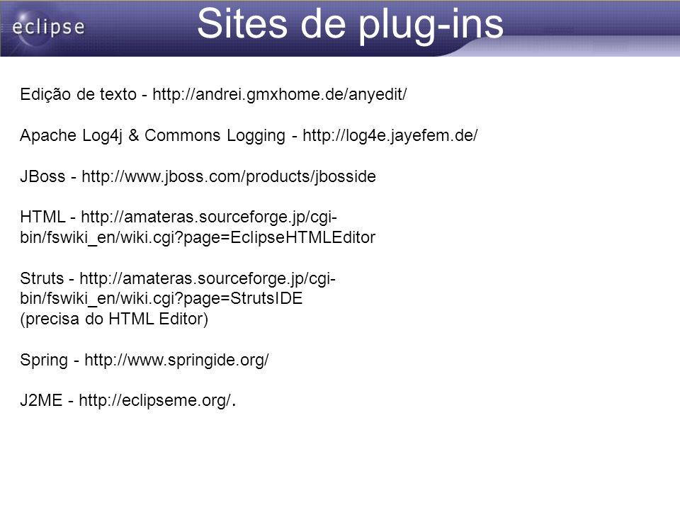 Sites de plug-ins Edição de texto - http://andrei.gmxhome.de/anyedit/