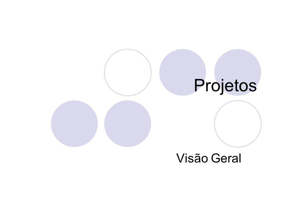 Projetos Visão Geral