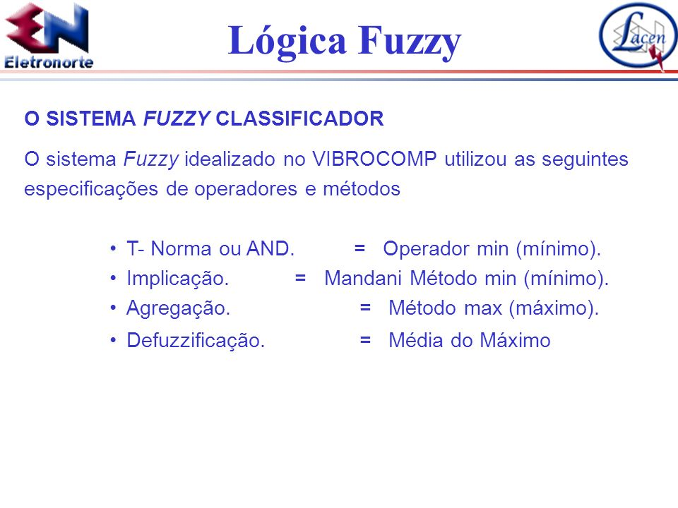O SISTEMA FUZZY CLASSIFICADOR