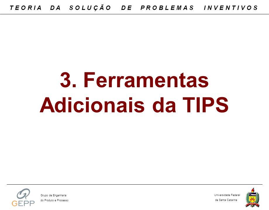 3. Ferramentas Adicionais da TIPS