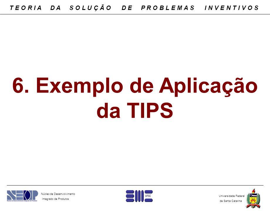 6. Exemplo de Aplicação da TIPS