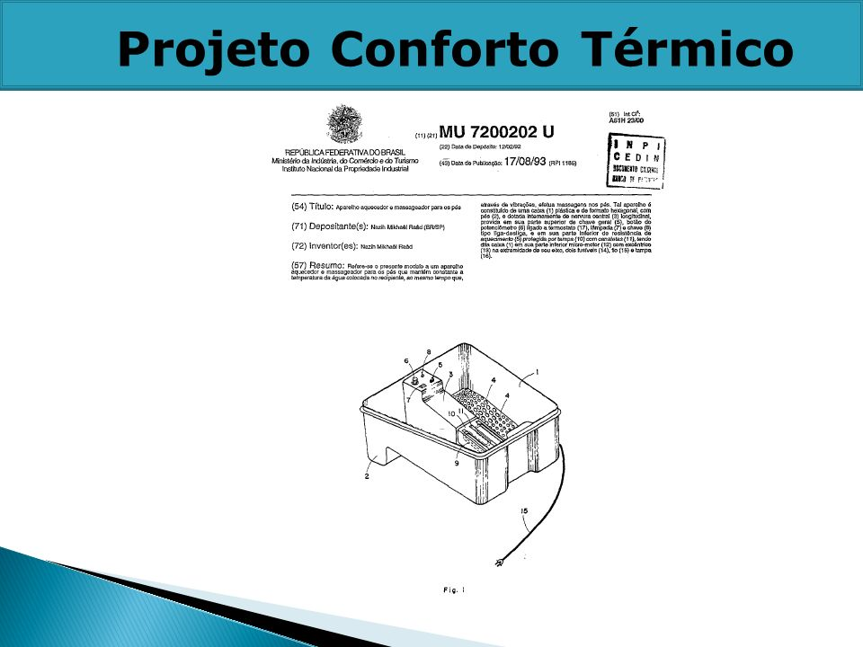 Projeto Conforto Térmico
