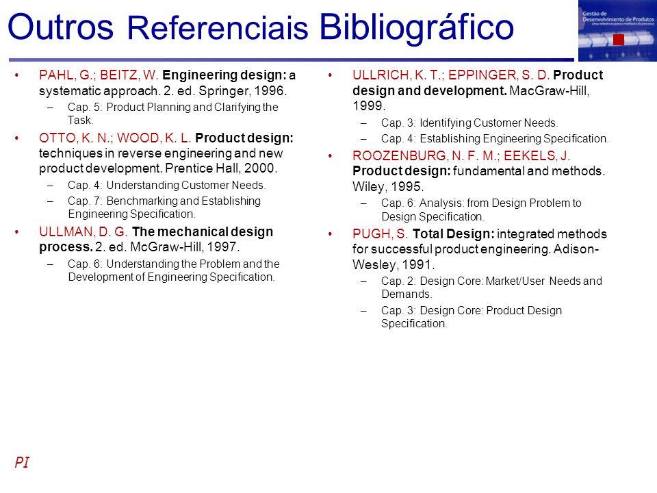 Outros Referenciais Bibliográfico