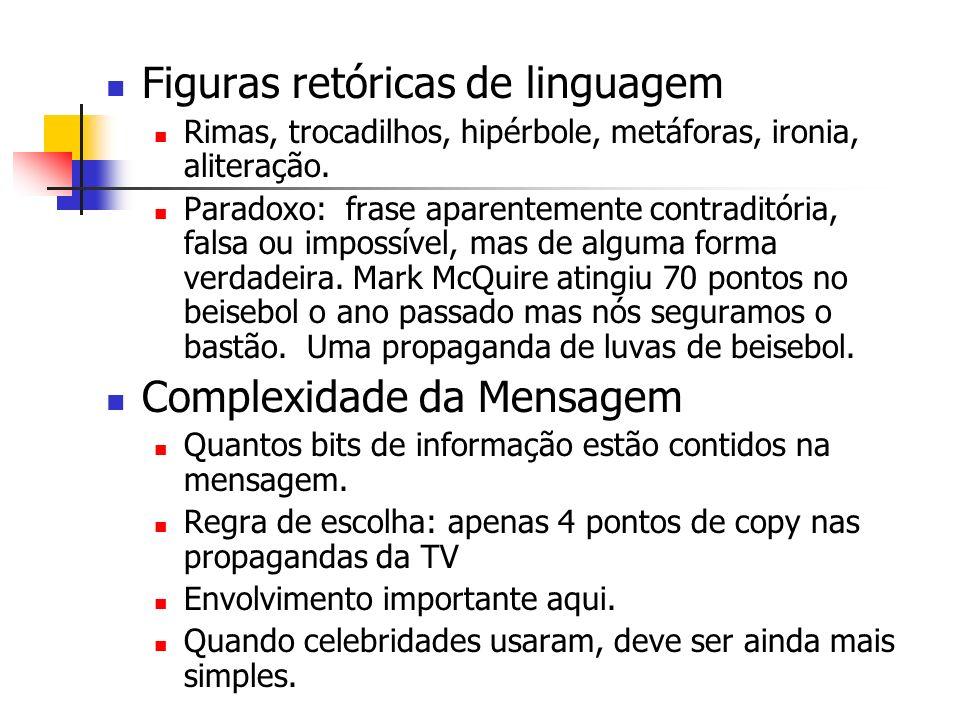Figuras retóricas de linguagem