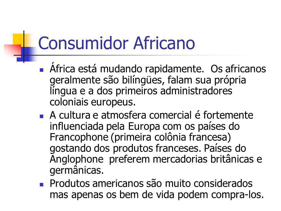 Consumidor Africano