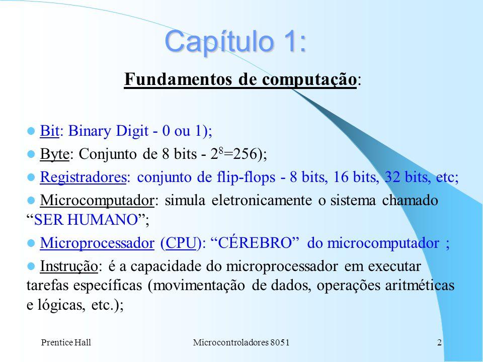 Fundamentos de computação: