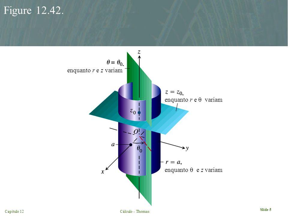 Figure 12.42. enquanto r e z variam enquanto r e  variam
