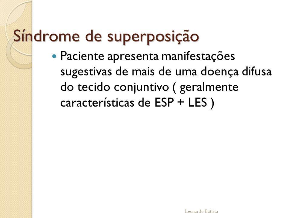 Síndrome de superposição