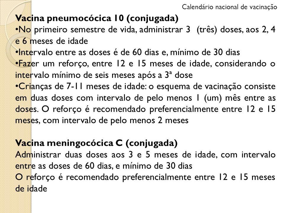Vacina pneumocócica 10 (conjugada)