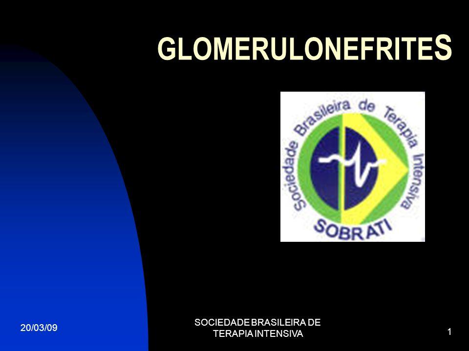 SOCIEDADE BRASILEIRA DE TERAPIA INTENSIVA