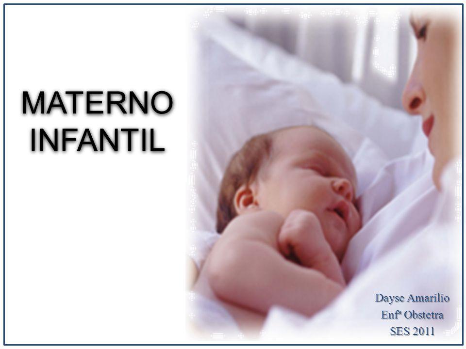 Dayse Amarilio Enfª Obstetra SES 2011
