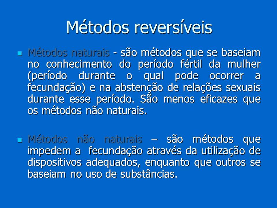 Métodos reversíveis