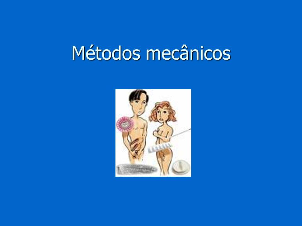 Métodos mecânicos