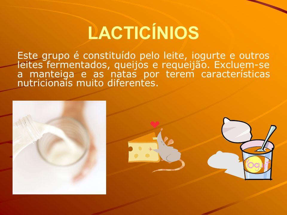 LACTICÍNIOS