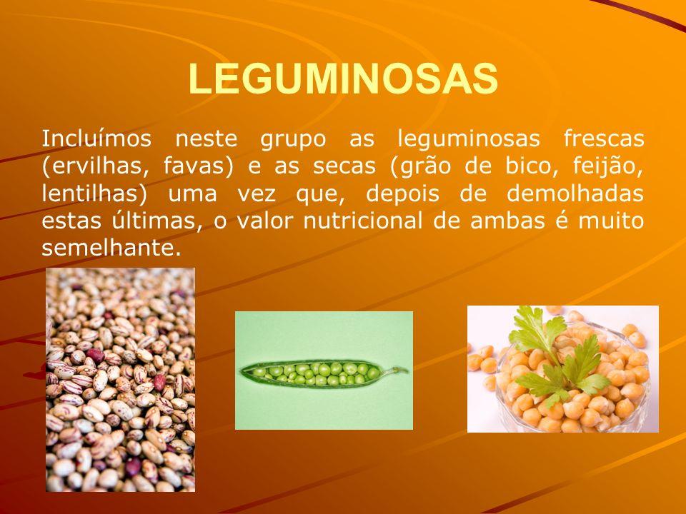 LEGUMINOSAS