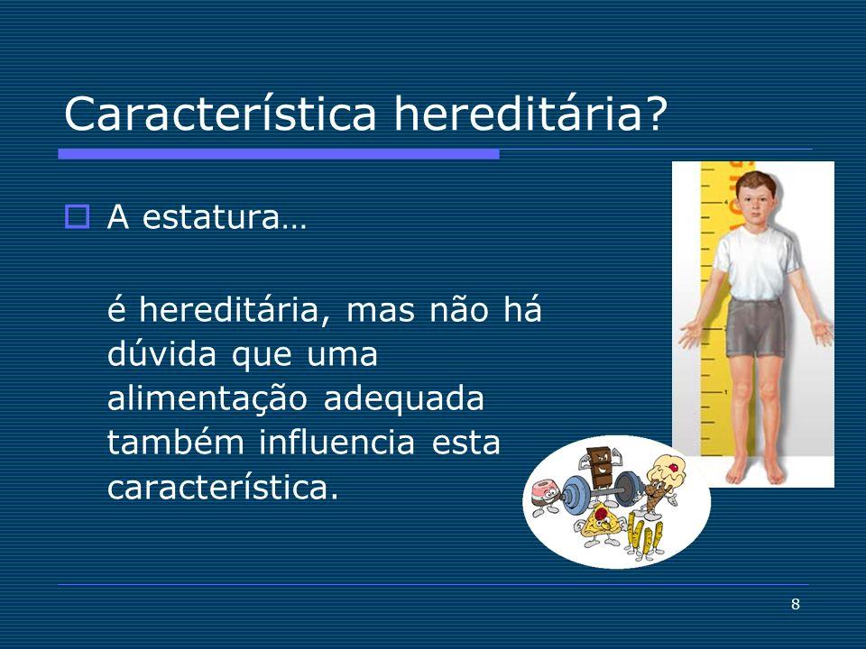 Característica hereditária