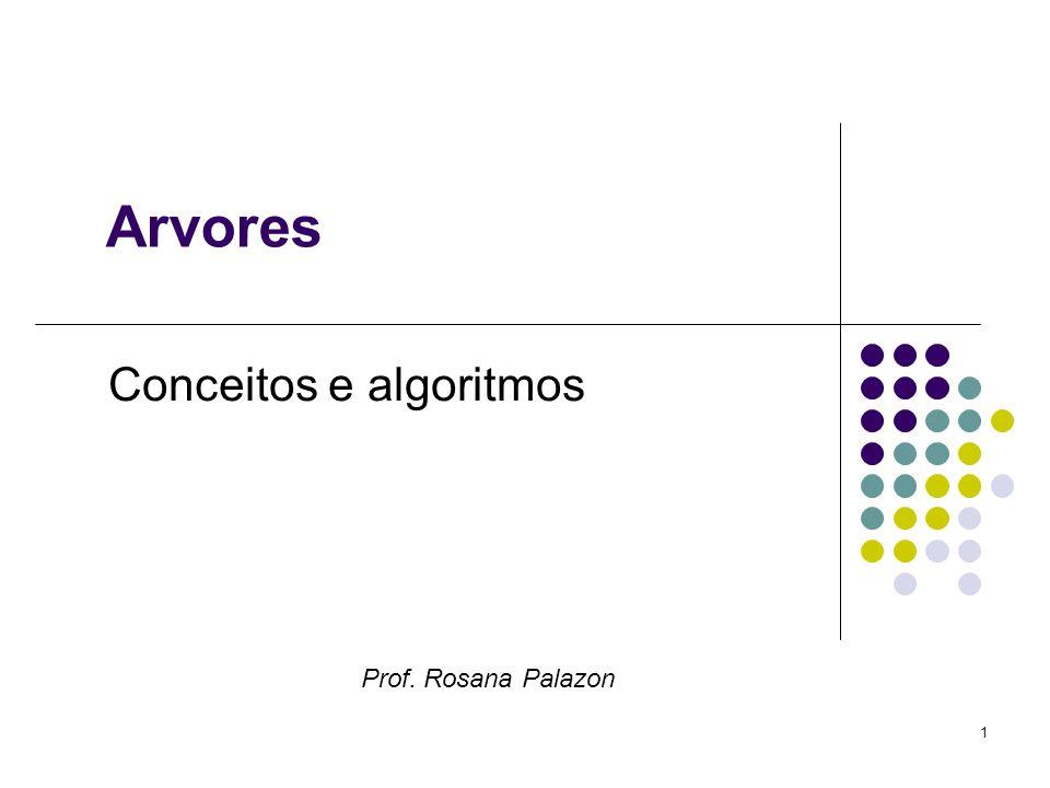 Conceitos e algoritmos