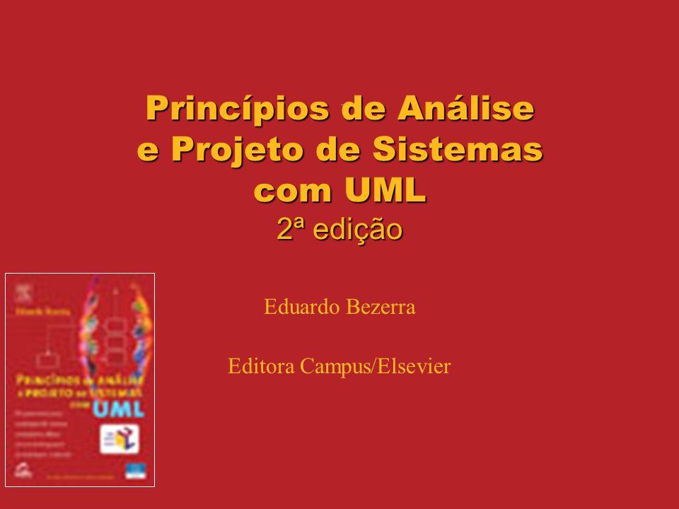 Princípios de Análise e Projeto de Sistemas com UML 2ª edição