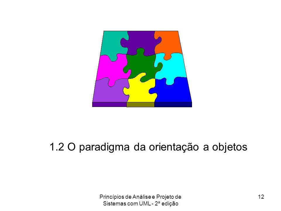 1.2 O paradigma da orientação a objetos