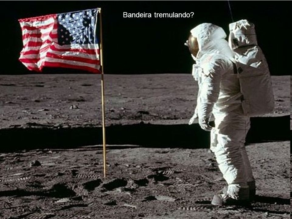 Bandeira tremulando
