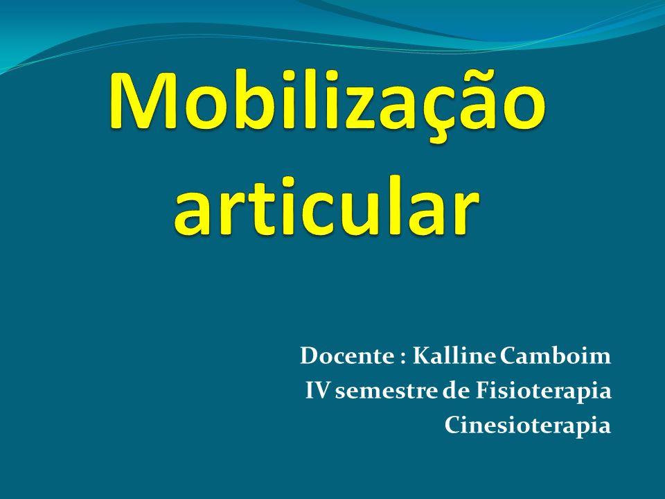 Mobilização articular