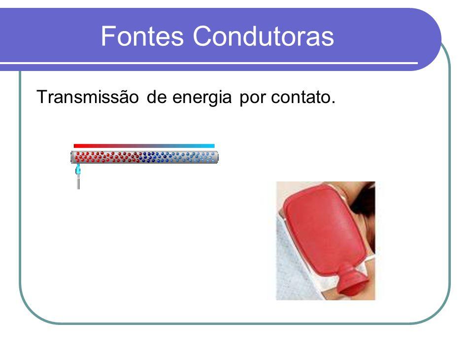 Fontes Condutoras Transmissão de energia por contato.