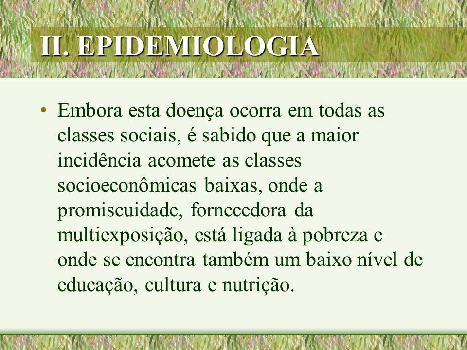 II. EPIDEMIOLOGIA