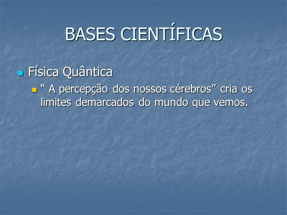 BASES CIENTÍFICAS Física Quântica