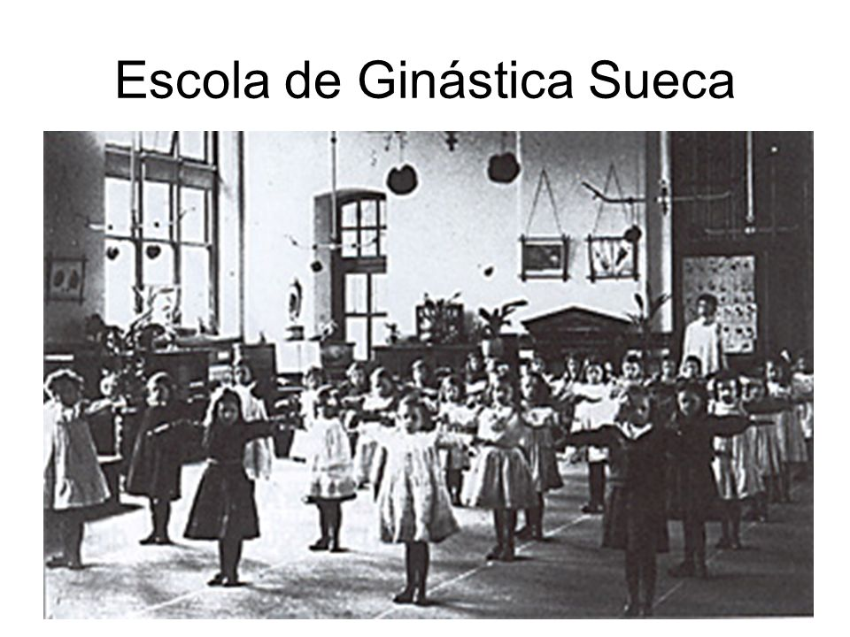 Escola de Ginástica Sueca