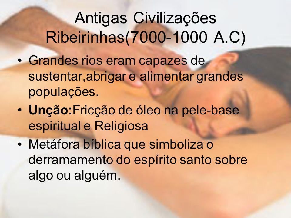 Antigas Civilizações Ribeirinhas(7000-1000 A.C)