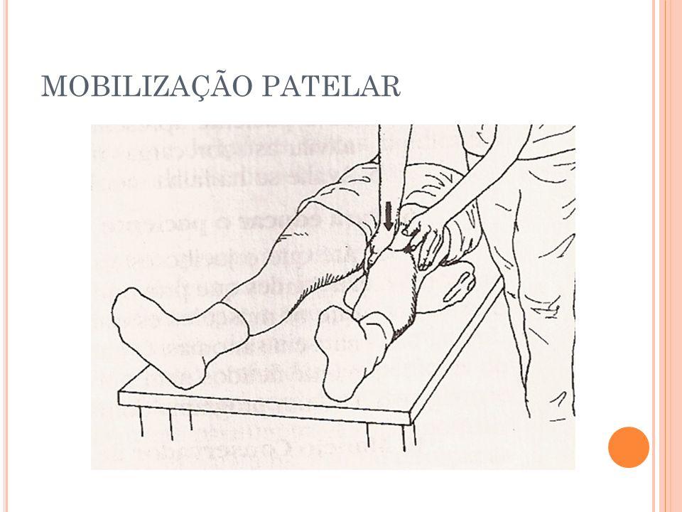 MOBILIZAÇÃO PATELAR