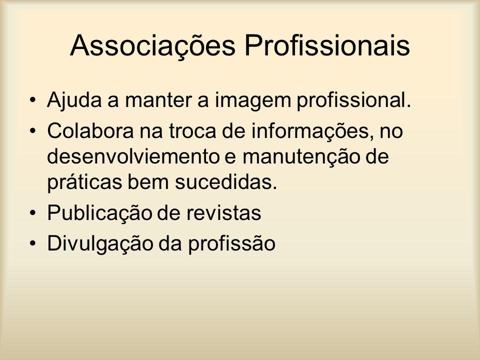 Associações Profissionais