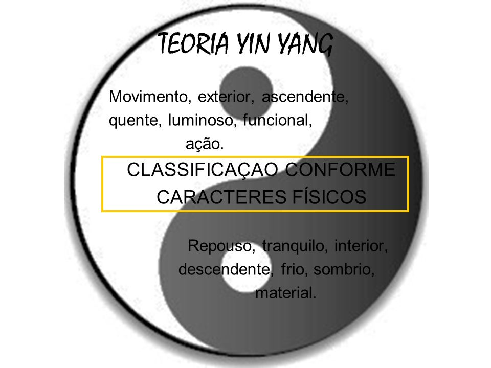 CLASSIFICAÇAO CONFORME