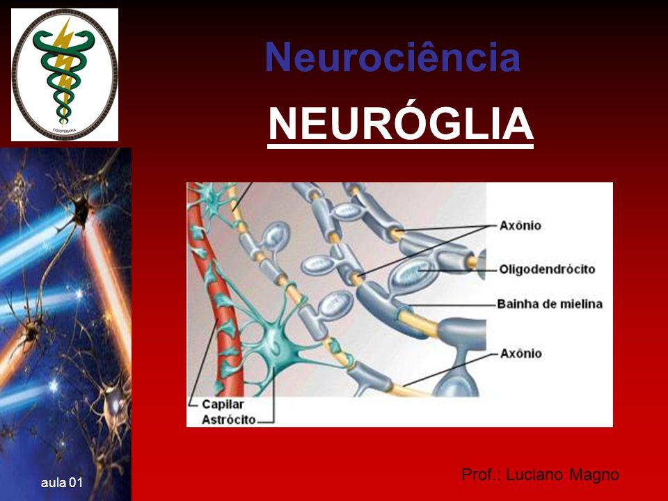 Neurociência NEURÓGLIA Prof.: Luciano Magno aula 01