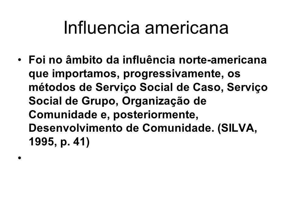 Influencia americana