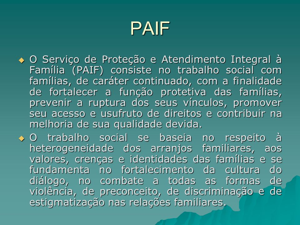 PAIF