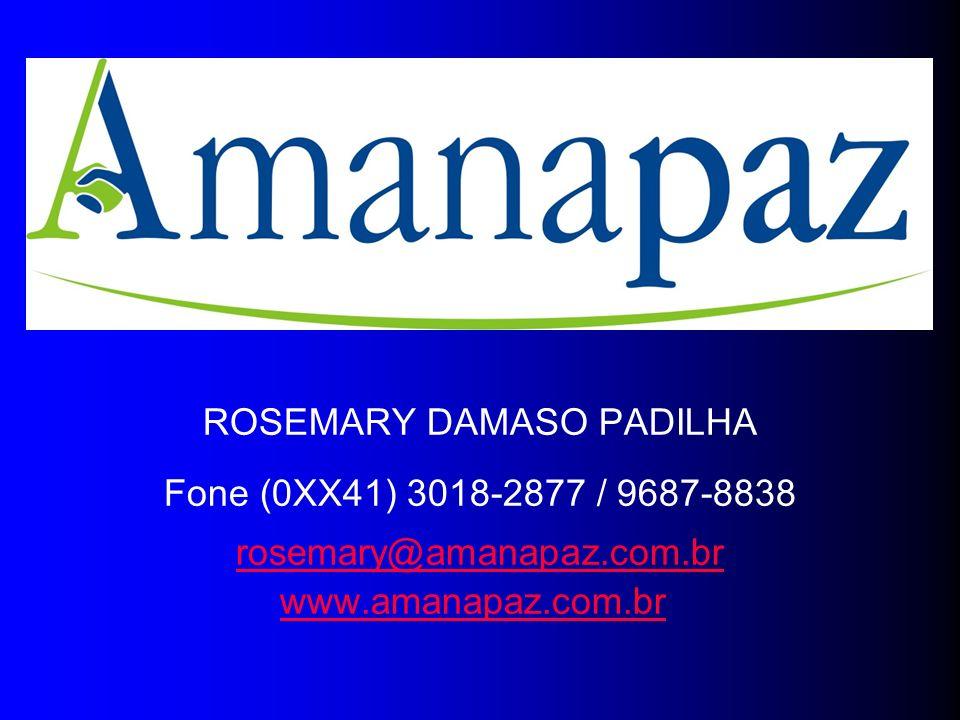 ROSEMARY DAMASO PADILHA