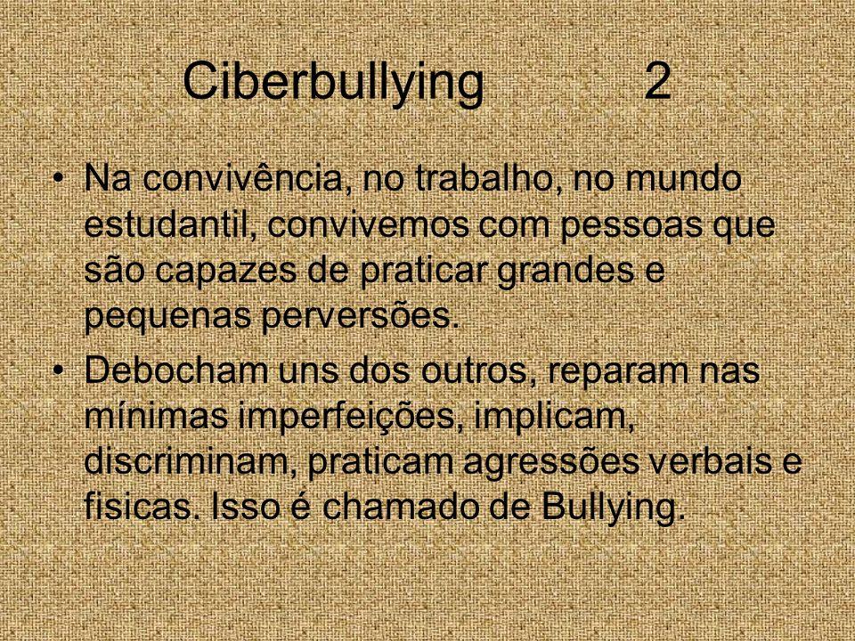 Ciberbullying 2