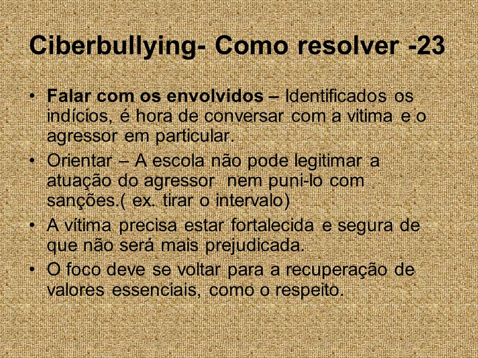 Ciberbullying- Como resolver -23
