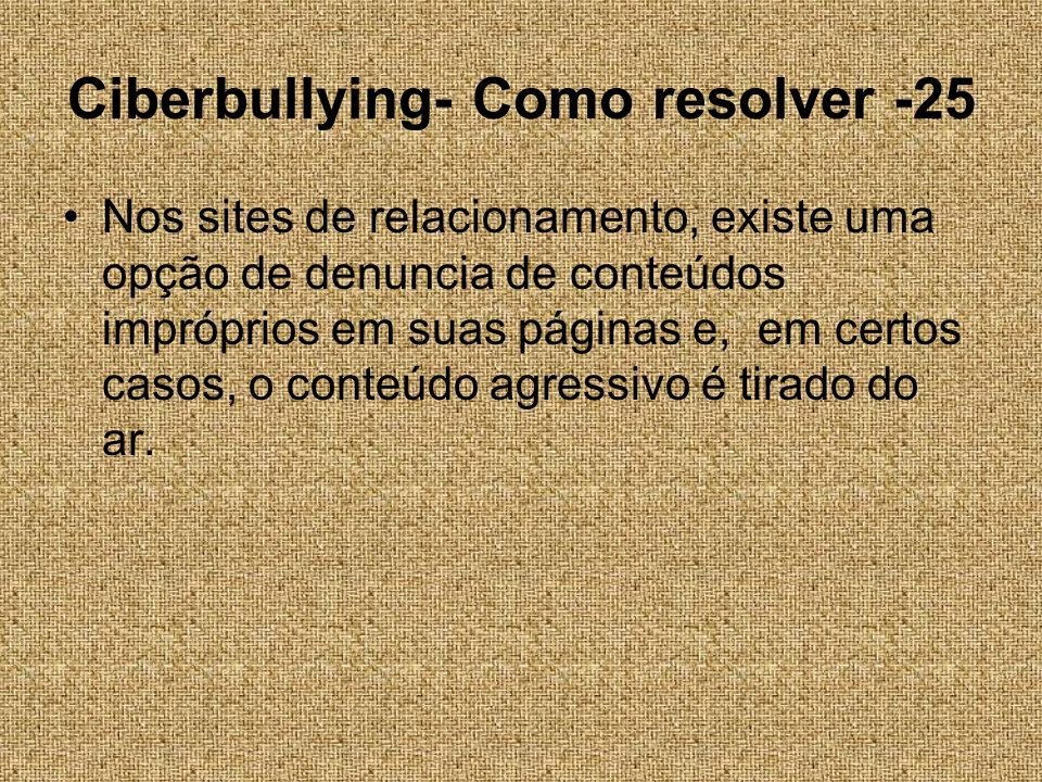 Ciberbullying- Como resolver -25