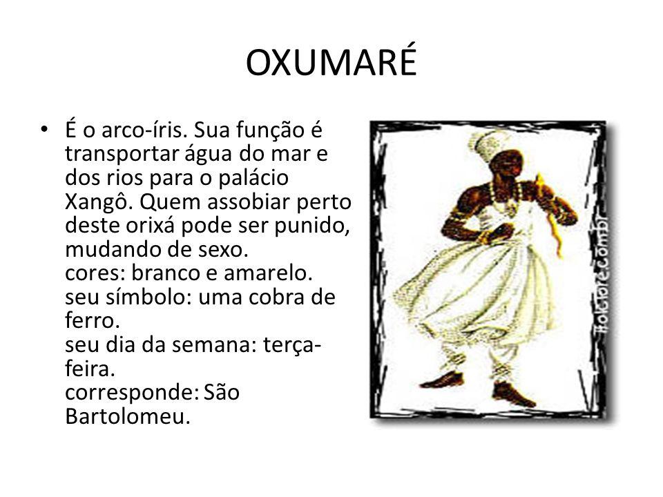 OXUMARÉ