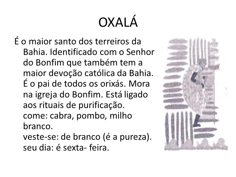OXALÁ
