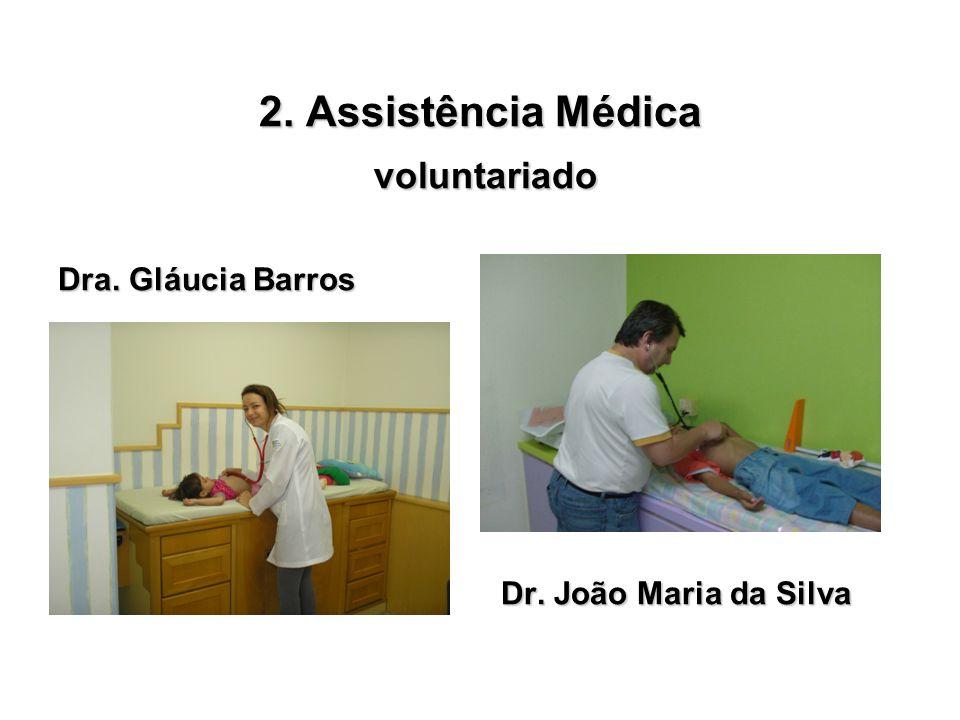 2. Assistência Médica voluntariado