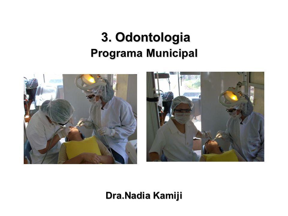 3. Odontologia Programa Municipal Dra.Nadia Kamiji 11