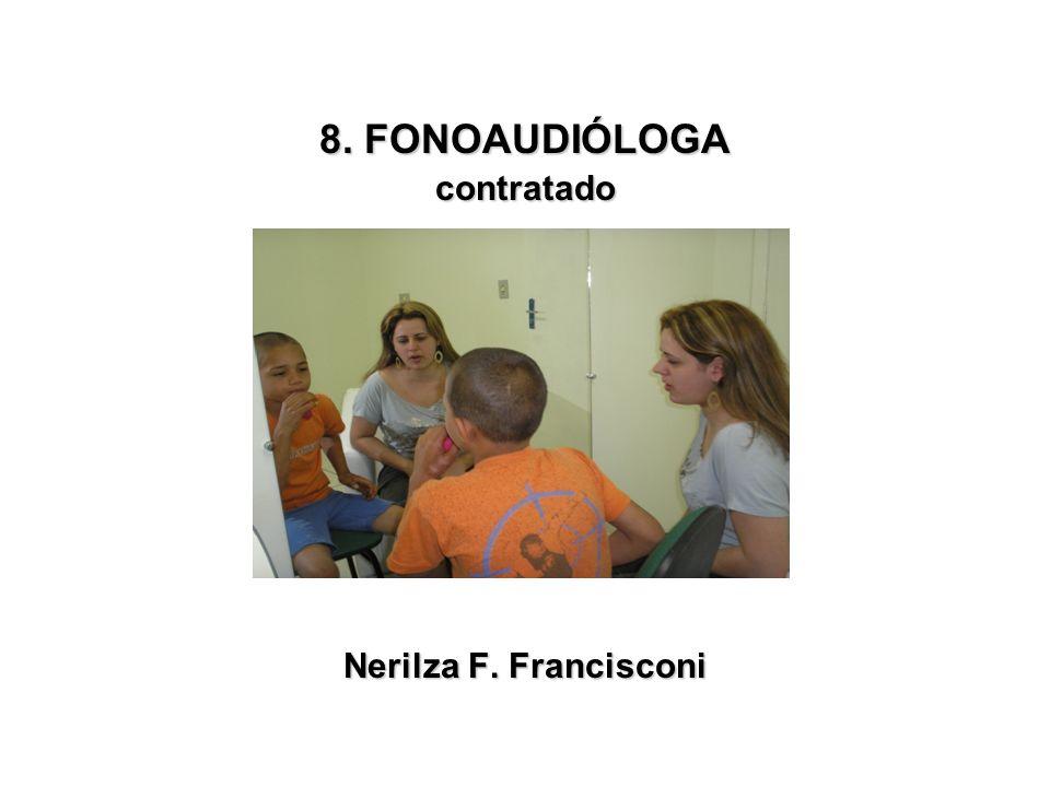 8. FONOAUDIÓLOGA contratado Nerilza F. Francisconi 15