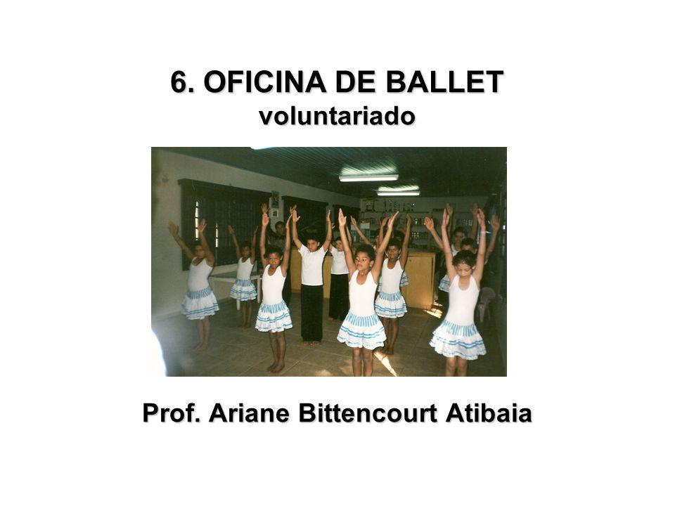 Prof. Ariane Bittencourt Atibaia